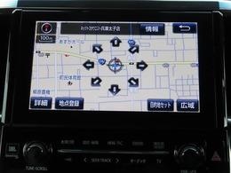 純正MOPナビ付き☆様々な機能との連動性が高く利便性に優れています!ドライバーの思い通りのナビゲーションを実現してくれます♪