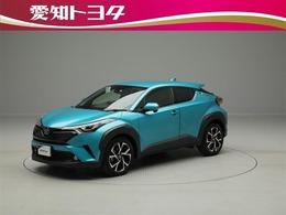 トヨタ C-HR 1.2 G-T 4WD SDナビフルセグTVLEDヘッドライト本革
