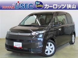 トヨタ スペイド 1.5 G セーフティセンス 純正SDナビ ETC