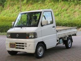 日産 クリッパートラック 660 DX 5速マニュアルエアコン・ クーラー