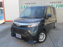 トヨタ タンク 1.0 X S スマートアシストIII・自動ドア・無事故