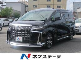 トヨタ アルファード 2.5 S Cパッケージ モデリスタ ムーンルーフ