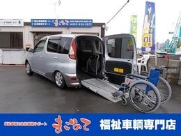 トヨタ ファンカーゴ 1.5 G 福祉車両 車いす固定装置 室内除菌済み
