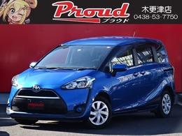 トヨタ シエンタ 1.5 X /純正ナビ/Bカメラ/禁煙車/検2年含