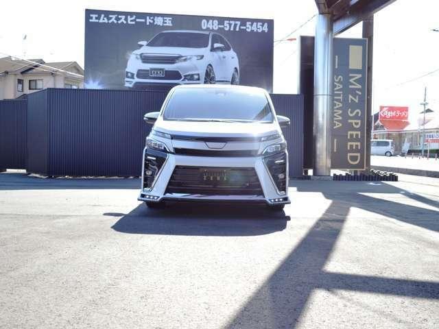 比べて下さい。コンプリートカーは、新車納車の段階でこのスタイル!!値段もスタイルもバッチリです