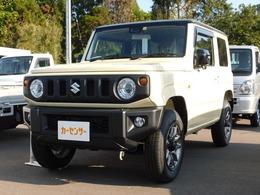 スズキ ジムニー 660 XC 4WD 届出済未使用車 オートマ車 クルコン
