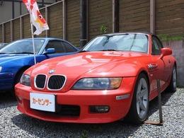 BMW Z3 ロードスター 左H オープンカー ハーフレザー 5速MT