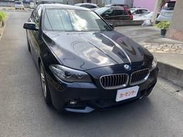 BMW 5シリーズ 523i Mスポーツ フルセグTVバックカメラ