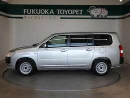 トヨタの4ナンバー商用バン、サクシードバン UL-Xが入荷しました。