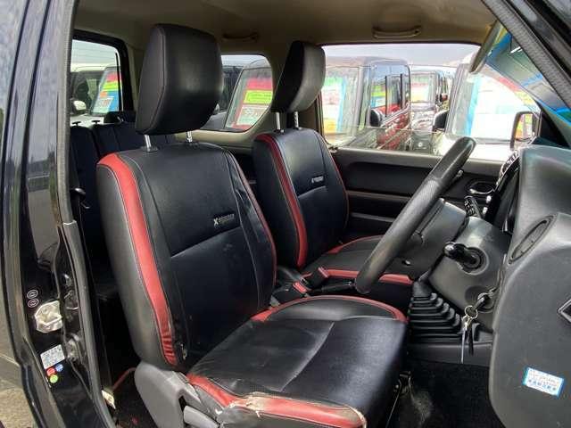 フロントシートは綺麗・清潔に仕上げております。オイル交換サービス中♪オイル交換&定期点検無料(*^_^*)九州運輸局長指定の自社工場あります(*^_^*)当社の2級整備士にお任せください!!