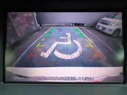 予想進路線表示機能付で、車庫入れラクラクバックビュ-モニタ-。お問い合わせは03-5672-1023へ
