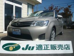 トヨタ カローラアクシオ 1.5 G 1年保証 5速MT 純正オーディオ キー2本