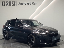 BMW 1シリーズ 118i Mスポーツ エディション シャドー 限定車 HDDナビ ダコタレザー 後期型