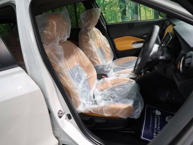 運転席も広々としています。長距離運転をする際は疲れの軽減ができ快適に運転できますね☆
