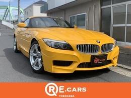 BMW Z4 sドライブ 35i Mスポーツパッケージ デザインピュアインパルス/内装イエロー