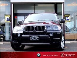 BMW X5 xドライブ 35d ブルーパフォーマンス 4WD 1オナ 後期型 パノラマSR 黒革 1年保証