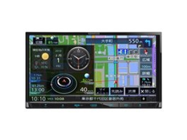 Aプラン画像:地上デジタルTVチューナー/Bluetooth内蔵DVD/USB/SD AVナビゲーション
