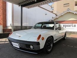 ポルシェ 914 2.0 6気筒 カリフォルニア仕様 フルレストア・ETC