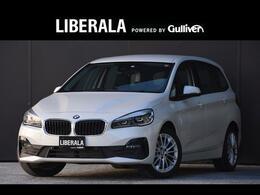 BMW 2シリーズグランツアラー 218d 純正ナビ Bカメラ LED コーナーセンサー