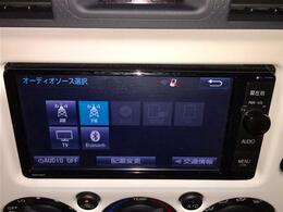 【純正ナビ(NZSN-W64T)】CD/DVD/Bluetooth/フルセグTV/音楽録音機能