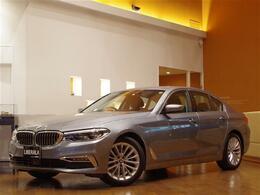 BMW 5シリーズ 523d ラグジュアリー ディーゼルターボ ACC 衝突軽減 側面衝突警告 ナビTV
