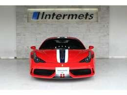 ■外装色 Rosso Corsa■NARTレーシングストライプ■フロントサスペンションリフター■カーボンファイバーエアインテイク■電動ミラー