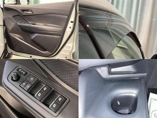 展示車は自社専門工場にて商品化を行っています。外装から内装はもちろん、エンジンルームの隅々までキレイに清掃してます。ぜひ一度ご覧下さい。