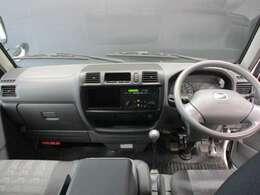 ☆広々とした視界で運転も快適。安心、安全なSRSエアバックシステム運転席&助手席付☆