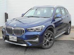 BMW X1 xドライブ 18d xライン 4WD 18AWPアシストコンフォートETCデモ認定車