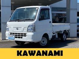 日産 NT100クリッパー 660 DX 5MT荷台マット新品三方開パワステ