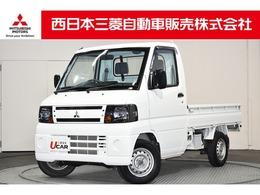 三菱 ミニキャブトラック 660 Vタイプ AM/FMラジオ 三方開