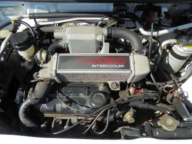 エンジンの機関良好! 常に一発始動でアイドリングも安定しております!!