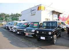 スズキ自動車副代理店です!新車も格安にて販売してます。