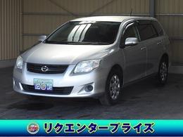 トヨタ カローラフィールダー 1.5 X Gエディション スマートキー/ナビ/ワンセグ/DVD再/AUX/CD