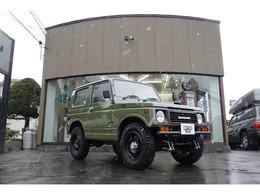 スズキ ジムニー 660 ワイルドウインド リミテッド 4WD 全塗装仕上 新品タイヤ 新品シートカバー