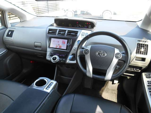 綺麗な室内で快適なドライブがお楽しみ頂けると思います♪【TEL 079-264-6615】【LINE @lifeautoで友達追加♪】