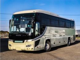 いすゞ ガーラ 大型観光バス 回転サロン 44人乗り スーパーハイデッカー 高馬力