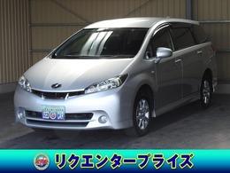 トヨタ ウィッシュ 1.8 S 4WD キーレス/ナビ/Bカメラ/TV/DVD再/AUX/ETC