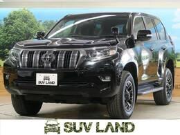トヨタ ランドクルーザープラド 2.7 TX 4WD 社外17インチAWサンルーフセーフティセンス