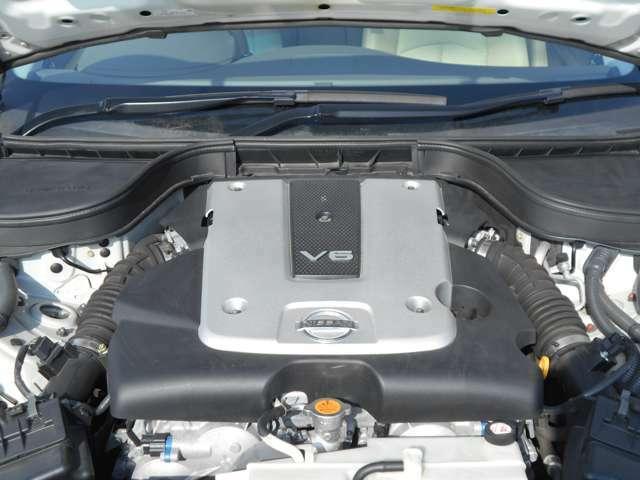 タイミングチェーン採用エンジン!10万km毎の交換は必要ありません!!