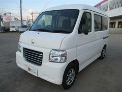 ホンダ バモスホビオバン の中古車 660 プロ 4WD 北海道旭川市 64.0万円