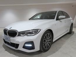 BMW 3シリーズ 320i Mスポーツ ヘッドアップ18AW黒革ACCレーンチェンジ