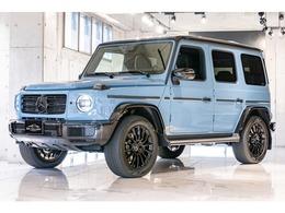メルセデス・ベンツ Gクラス G400dマヌファクトゥーアエディション プロフェッショナルブルー 特別仕様車