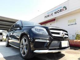 メルセデス・ベンツ GLクラス GL550 4マチック AMGエクスクルーシブパッケージ 4WD 革シート サンルーフ ブラバスAW