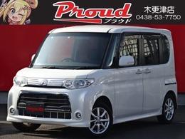 ダイハツ タント 660 カスタム X /禁煙車/外オディオ/片Pスラ/キーレス/電格