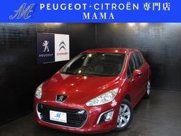 プジョー 308 プレミアム Peugeot&Citroenプロショップ 6速MT