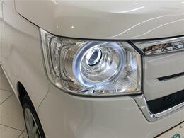 【LEDヘッドライト】LEDならではのデザイン性の高いライトデザインはスタイリッシュな外観にぴったり☆