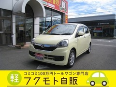ダイハツ ミライース の中古車 660 X SA 徳島県徳島市 43.0万円