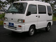 スバル サンバー の中古車 660 SDX さわやか ハイルーフ 4WD 島根県大田市 25.0万円