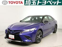 トヨタ カムリ 2.5 WS レザーパッケージ 当社社用車